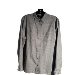Ralph Lauren 100% Wool man shirt